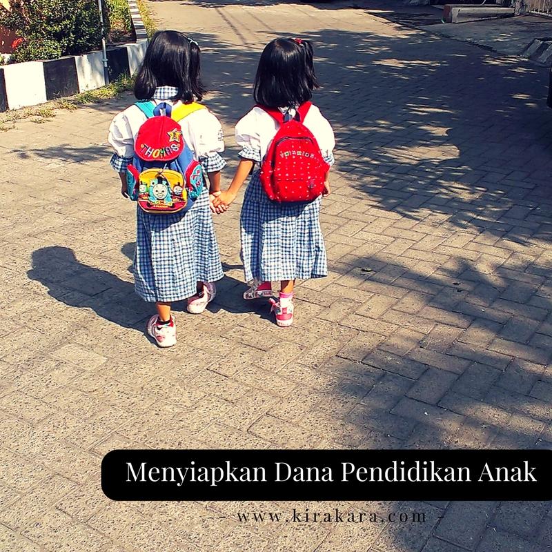 Menyiapkan Dana Pendidikan Anak