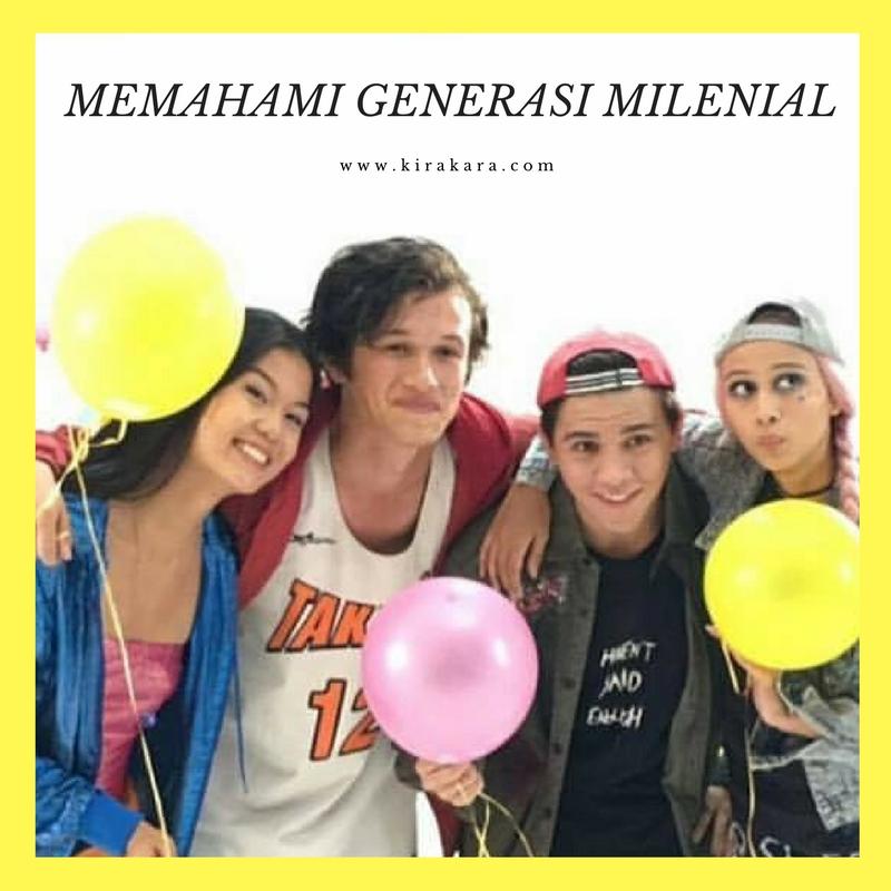 Memahami Generasi Milenial