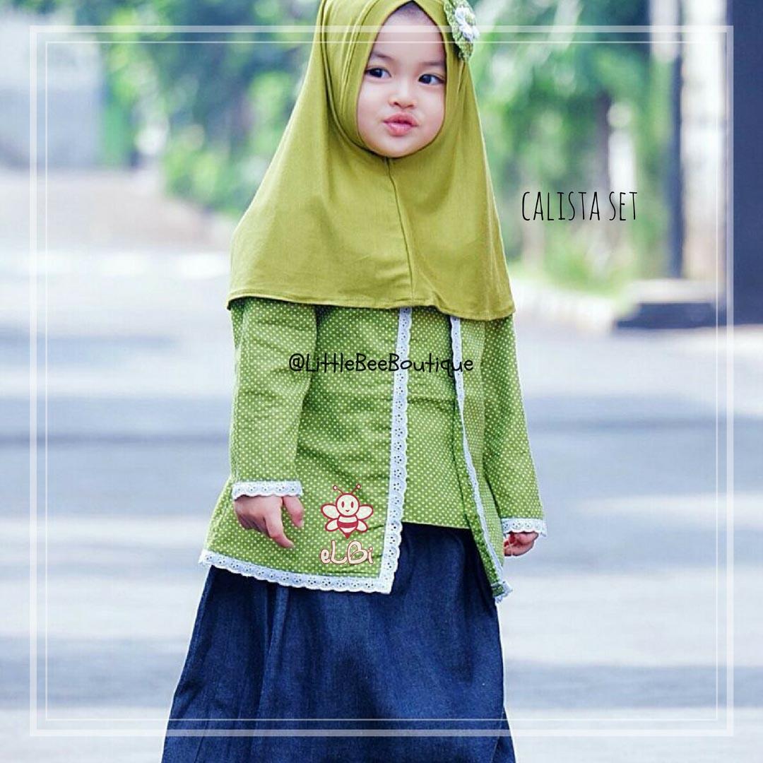 Pertimbangan Memilih Dress Muslim Yang Cocok Untuk Anak