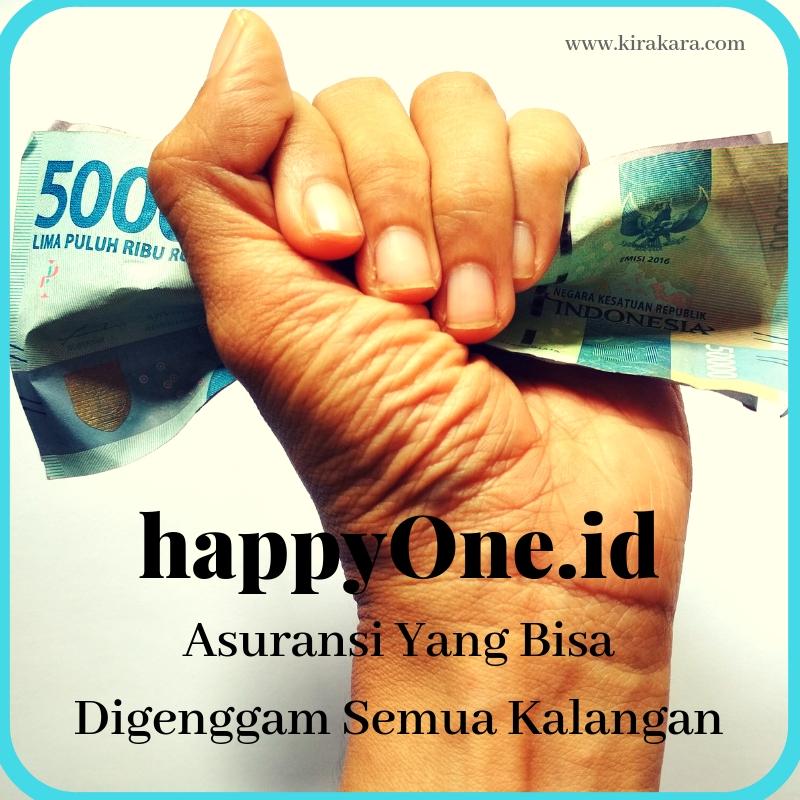 happyOne.id, Asuransi Yang Bisa Digenggam Semua Kalangan