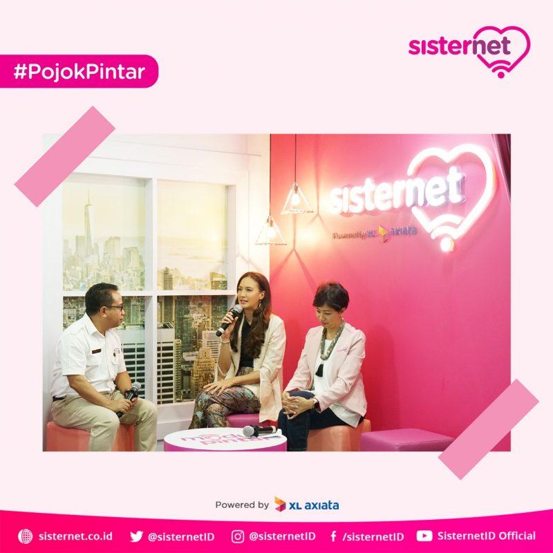 Sisternet, Kelas Gratis Agar Perempuan Melek Teknologi