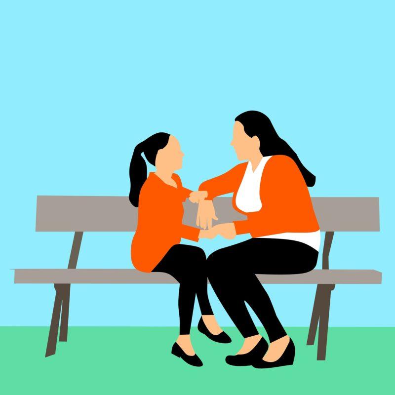 Menjawab Pertanyaan Anak Tentang Kehamilan