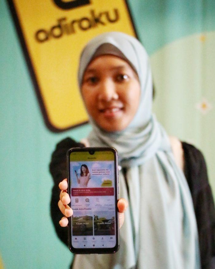 ADIRAKU, Aplikasi Digital Terbaru dari Adira Finance Yang Membantu Perempuan Cerdas Finansial